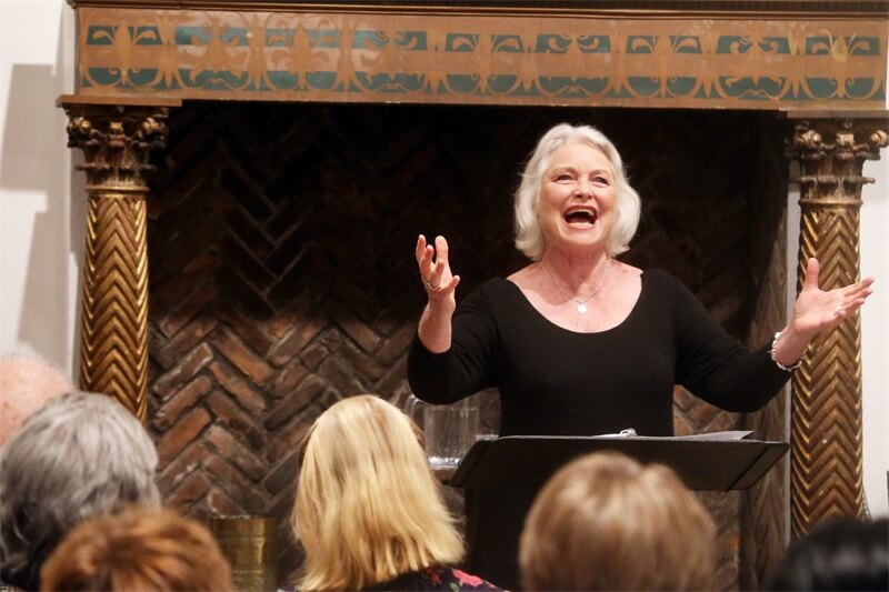 Shakespeare's Daughters with Actress Lisa Harrow