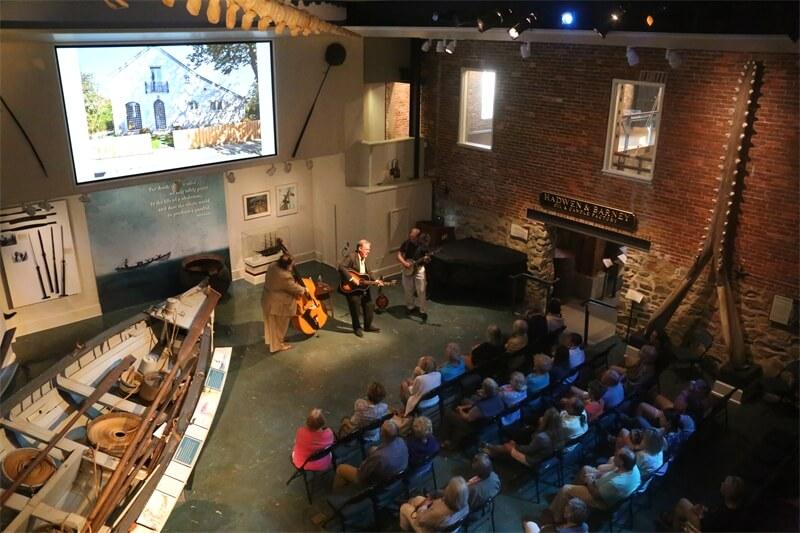 A Troubadours Tour of Historic Nantucket with Joe Flood