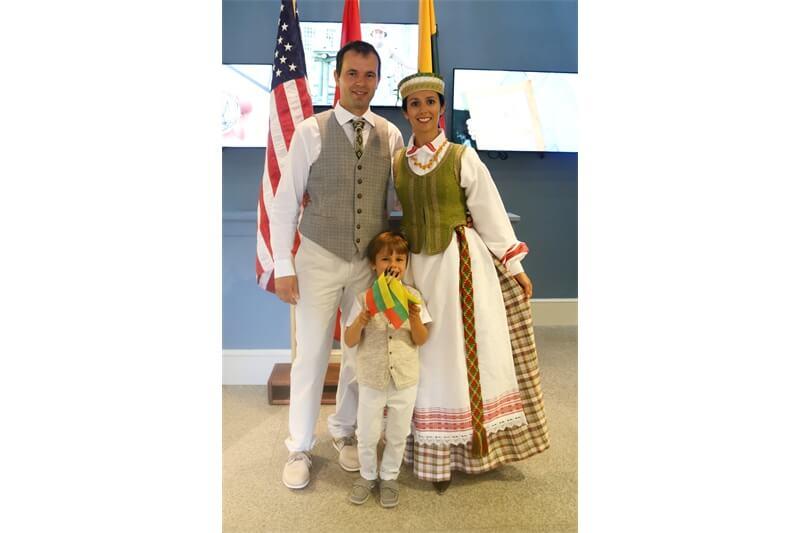 Our Nantucket — Lithuania