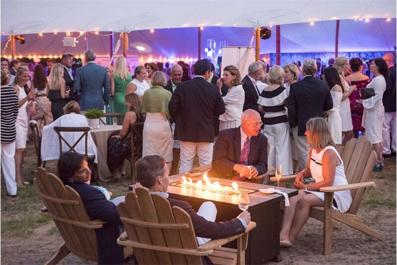 Nantucket By Design — Party at the Oldest House