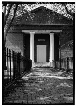 The Coffin School.