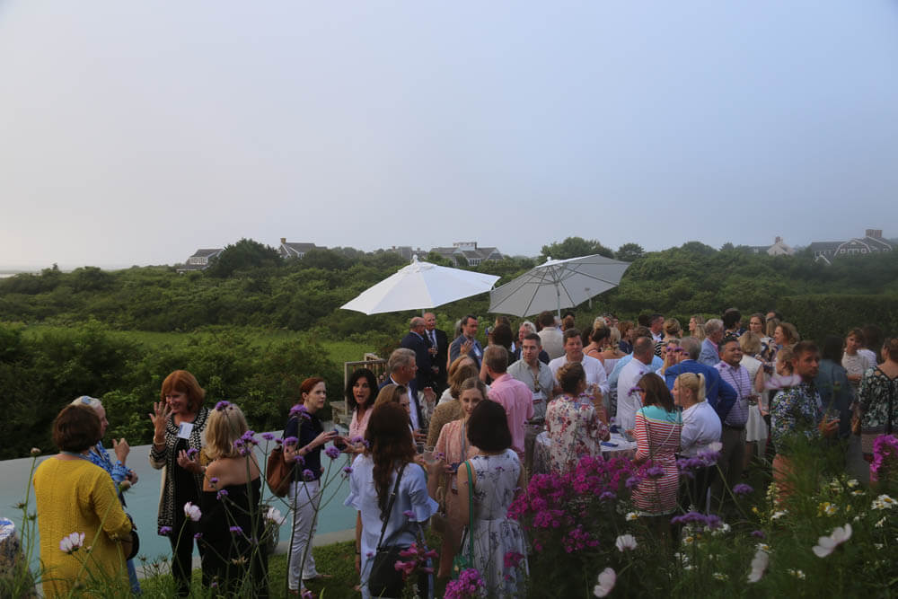 Nantucket Summer Cocktail Parties
