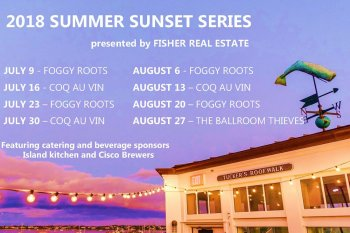 Summer Sunset Series 2018