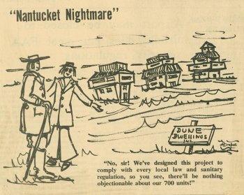 Nantucket Nightmare