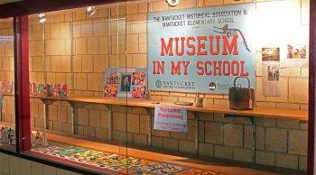 Museum in my School.