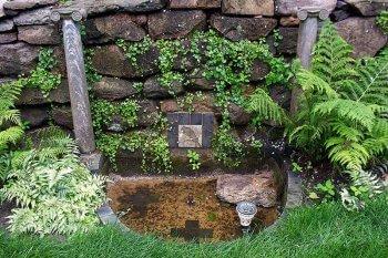 Greater Light Garden pool.