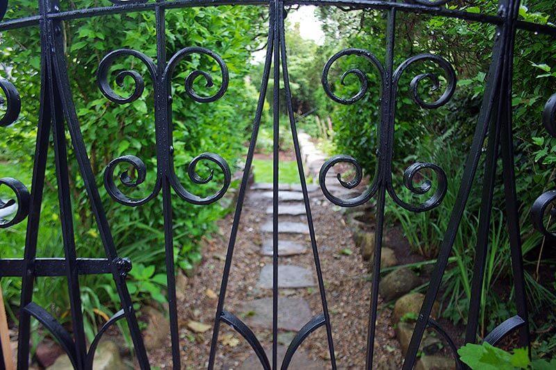 Greater Light Garden Entrance.