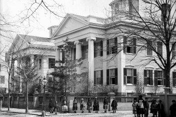 Hadwen House, ca. 1870, photographer Charles H. Shute & Son