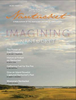 Historic Nantucket Fall 2015