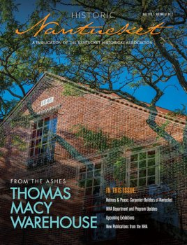 Historic Nantucket Fall 2017
