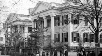Hadwen House 1870s