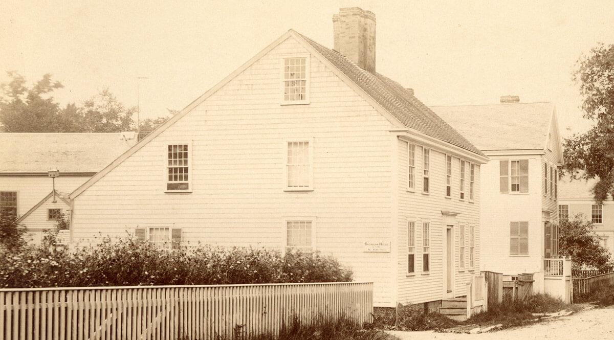 Macy-Christian House, 1890s