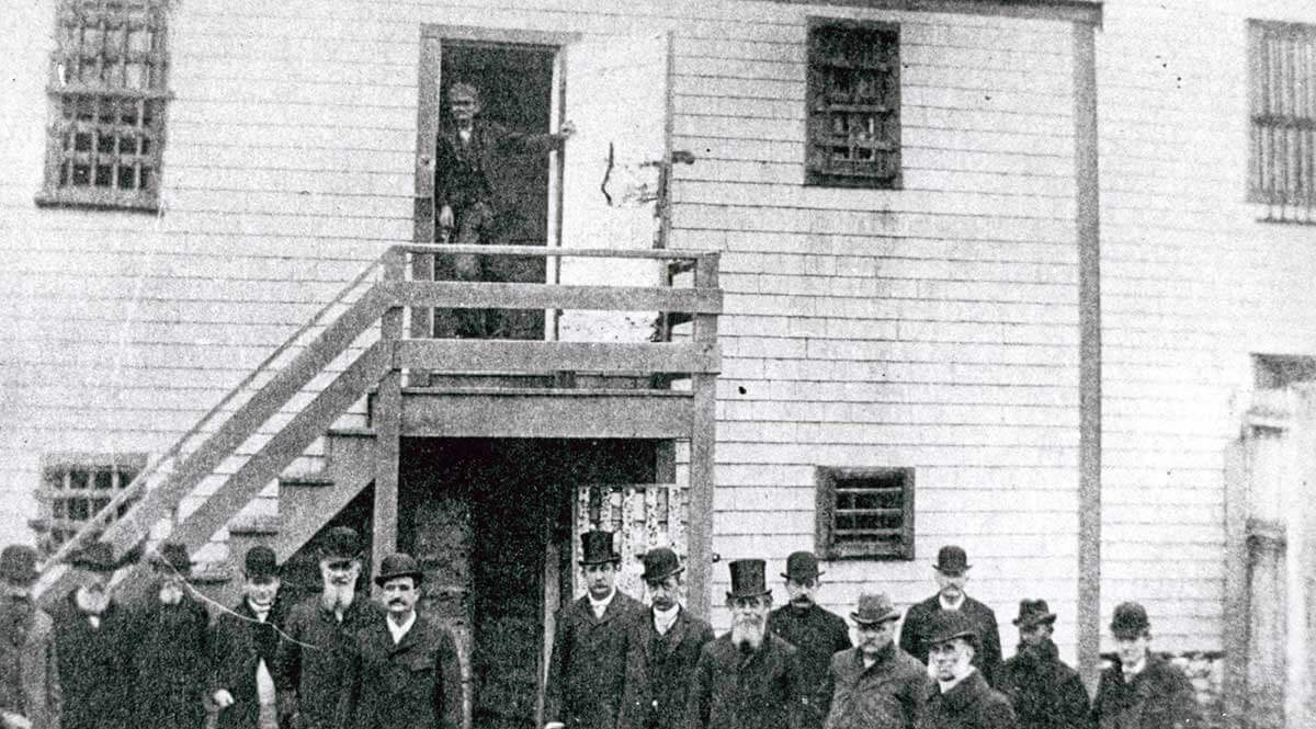 Old Gaol 1893