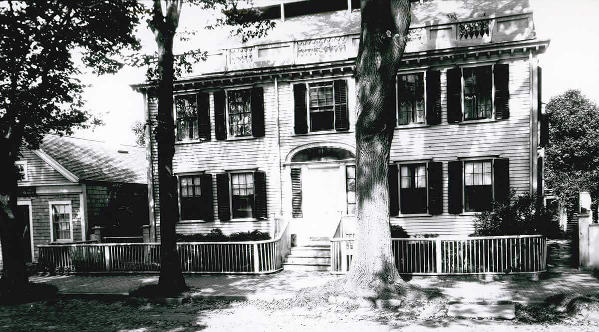 Thomas Macy House, 1920s