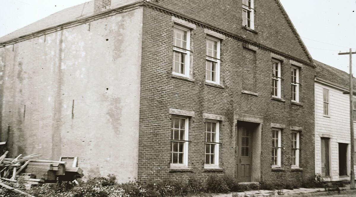 Thomas Macy Warehouse, 1880s