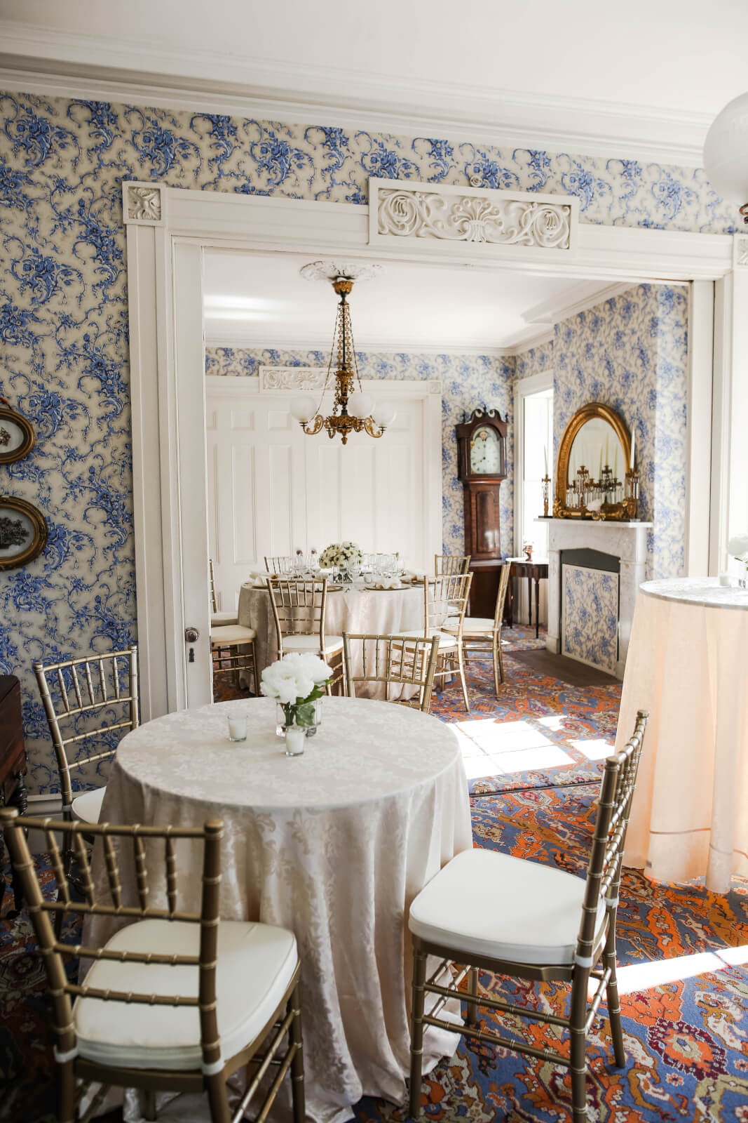 Private Events - Hadwen House