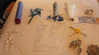 Hands On History Crafts