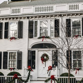 holiday houses nantucket history