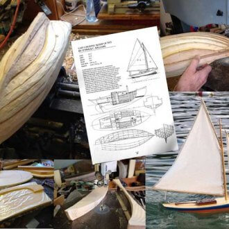 Building a pond boat