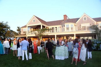 Nantucket by Design Cocktail Party.