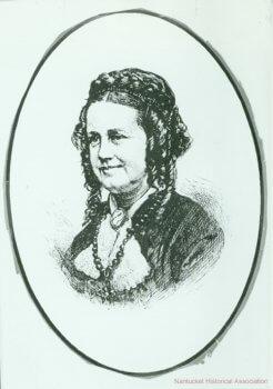 Lydia Folger Fowler.