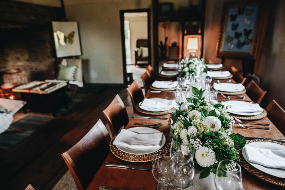 Nantucket Private Dinners
