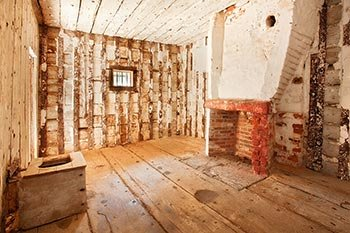 Old Gaol Cell, 2012, photographer Jeffrey Allen