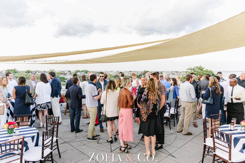 Private Event - Whaling Museum Rooftop