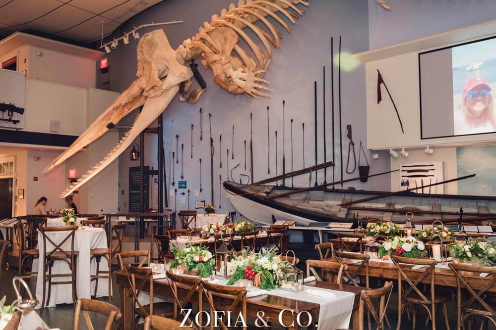Private Events - Whaling Museum