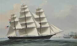 Clipper Ship Midnight