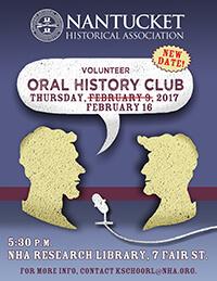 Oral History Club