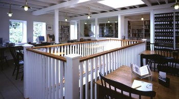 NHA Research Library, Second Floor.