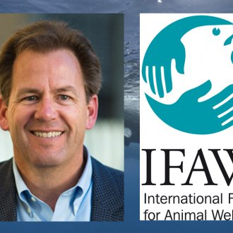 Patrick Ramage, IFAW
