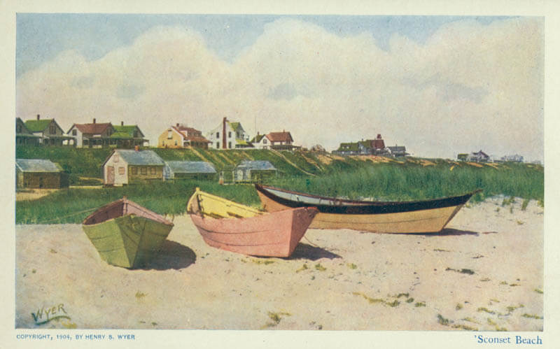 Sconset Postcard 24