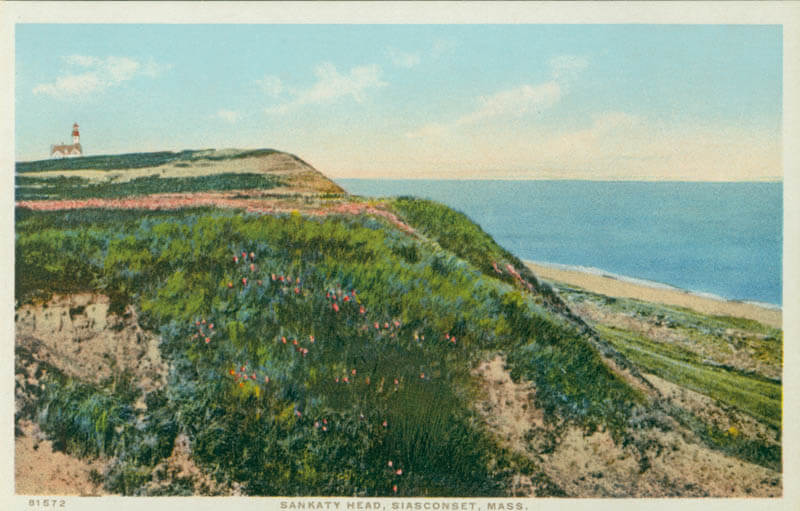 Sconset Postcard 31