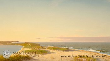 Nantucket Shore, William Trost Richard, 1865