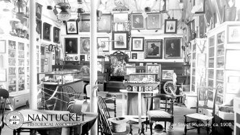 Fair Street Museum, Nantucket, ca. 1900