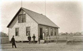Alfonso Hall circa 1895, GPN4470.