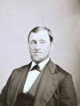 GPN815, circa 1880 – Portrait of Robert Mooney.