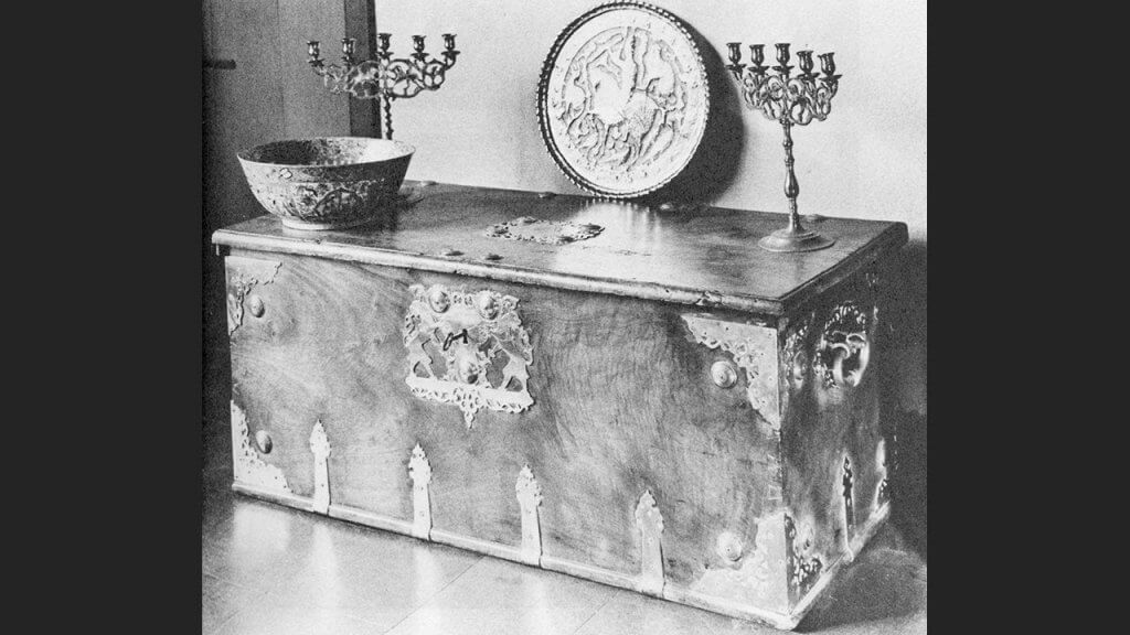 Camphor-wood Chest