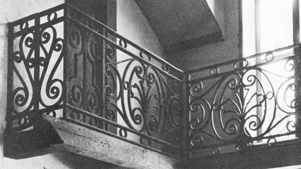 Wrought-iron Balconies