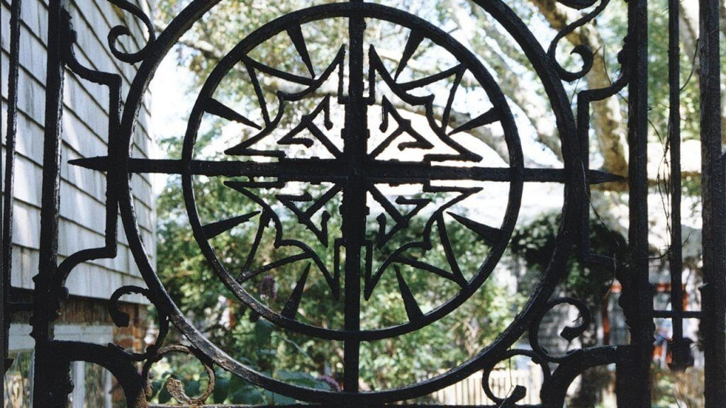 The Wrought-iron Gates