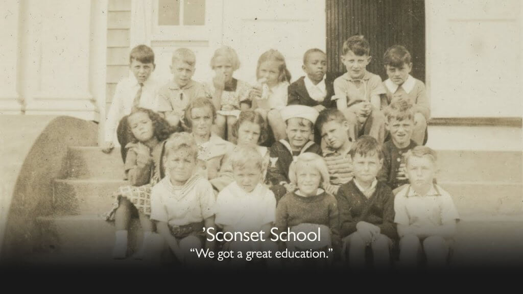 'Sconset School