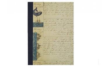 Ship Log Blank Book