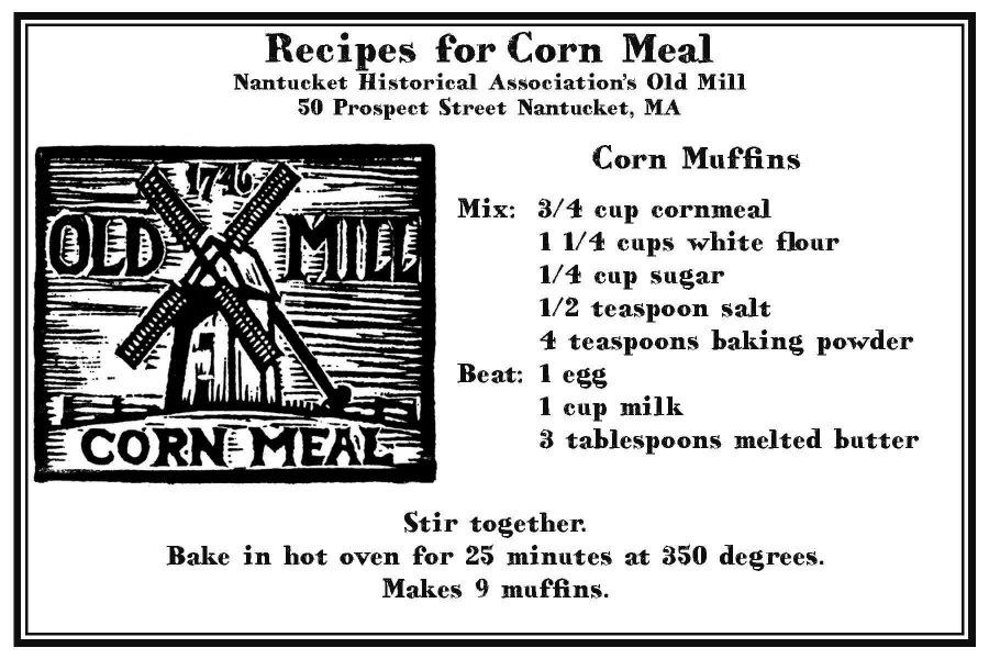 Old Mill Recipe